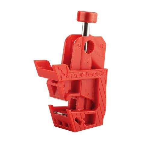 lock breaker tool psl pcbnt powerlok no tool circuit breaker lockout