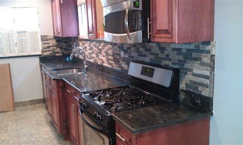 veneer kitchen backsplash thin veneer traditional kitchen detroit by ecogranite recycled granite products