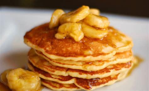 Membuat Pancake Dengan Tepung Beras | cara membuat kue pisang tepung beras kenyal resepmembuat com