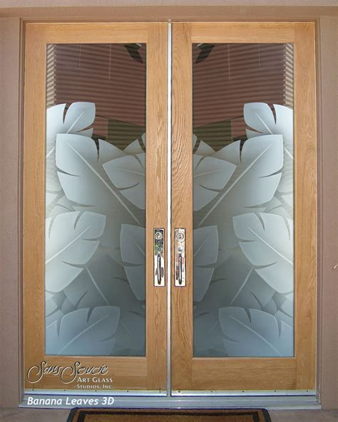 frosted glass front doors sans soucie glass