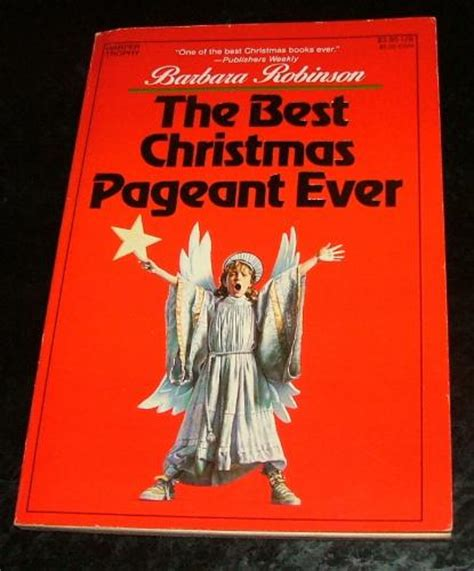 top 100 children s novels 73 the best christmas pageant