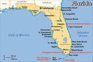 map of emerald coast florida umgebung