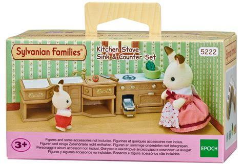 cuisine sylvanian cuisine amenagee sylvanian families