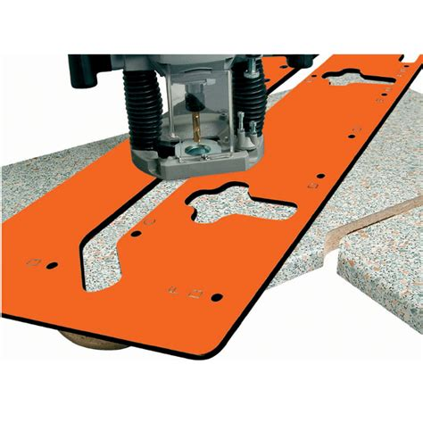 kitchen worktop cutting template kitchen worktop jig from 420mm to 650mm tomaco the tool