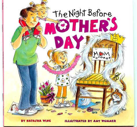 mothers day picture books s day book review wing