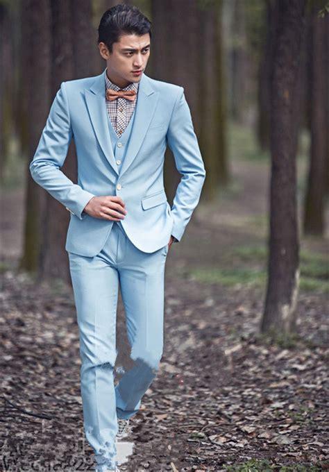 Jas Biru Pengantin Y290 lynlynshop baju pesta butik indonesia gaun pengantin