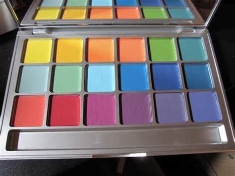 sst color sst kryolan 18 color palette brights