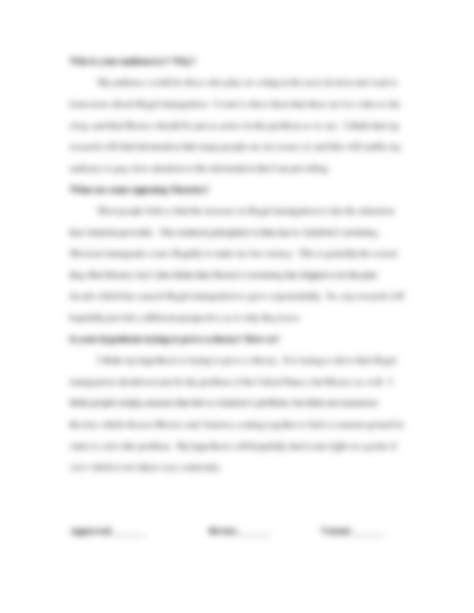 Mexican Immigration Essay by Narrative Essay Humanities Western Civilization 272 With Montesano At Arizona State