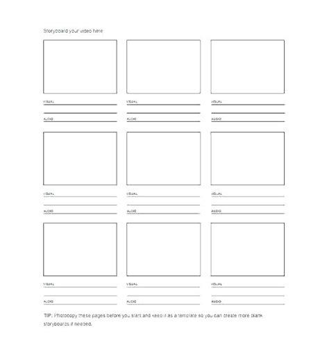 Script Pages Template