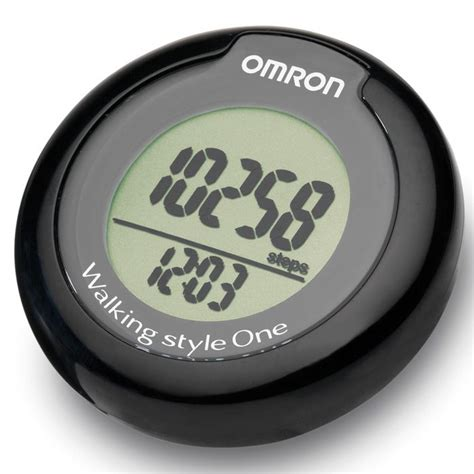 Omron Walking Style One 1576 by Omron Hj 152 Walking Style One For 28 98 In Pedometer