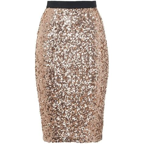 25 best ideas about gold sequin skirt on