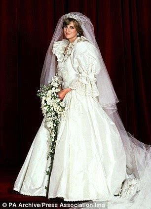 forget kate middleton's dress, it's princess diana's