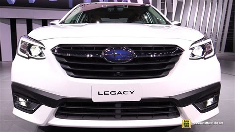 Subaru Legacy 2020 Interior by 2020 Subaru Legacy Detroit Auto Show Subaru Review