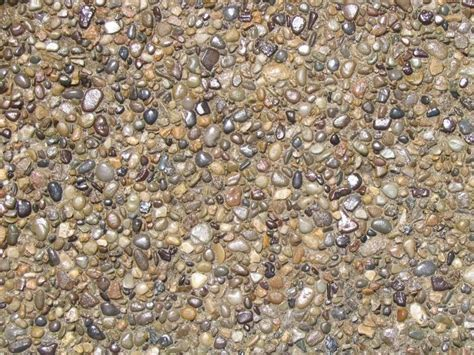 Aggregate Concrete   acid wash. Another option
