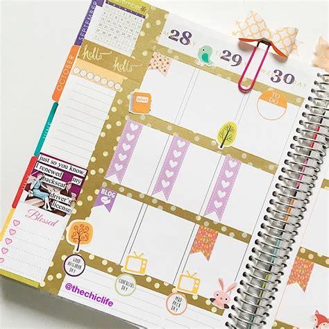 Erin Condren Design by Planner Decoration Ideas October 2015 Erin Condren