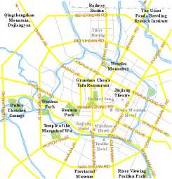 cheng maps city map attractions map
