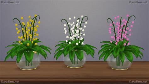 Set Flower 4 dara sims flower set sims 4 downloads