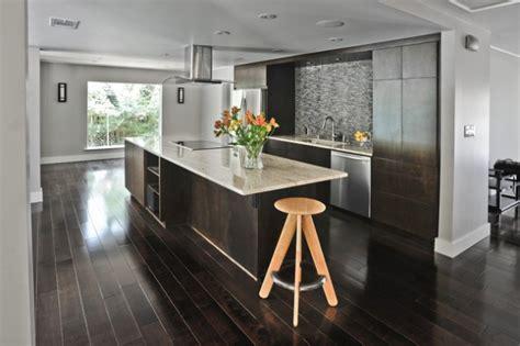 dramatic dark flooring design ideas