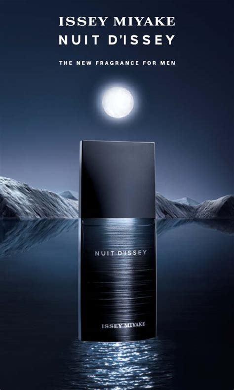Issey Miyake Nuit Dissey nuit d issey issey miyake cologne a new fragrance for