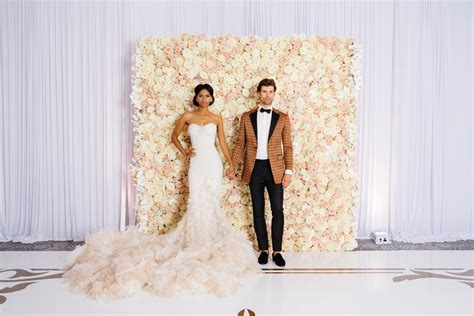 flower wall kim kardashian wedding wedding ideas flower wall inspiration for your ceremony