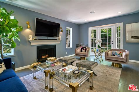 trulia blog katharine mcphee lists enchanting toluca lake home for 1 549 million trulia s blog