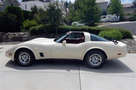 corvette top 1981 chevrolet corvette t top 185694