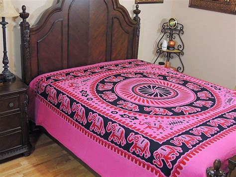 indian comforter com indian style duvet cover reversible elephant