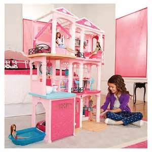 Beds For Sale Walmart Barbie 174 Dream House Target