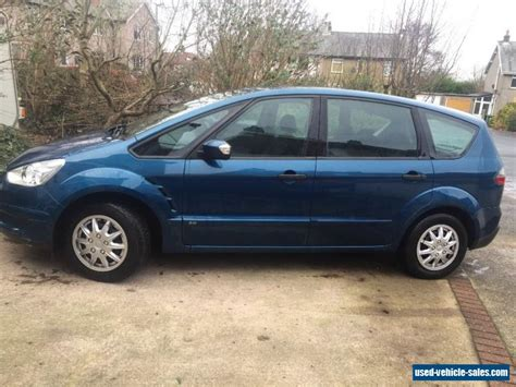 2007 ford s max for sale in the united kingdom