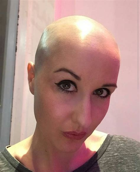 bald extreme haircut instagram post by extreme women haircuts baldfet woman haircut haircuts and extreme hair