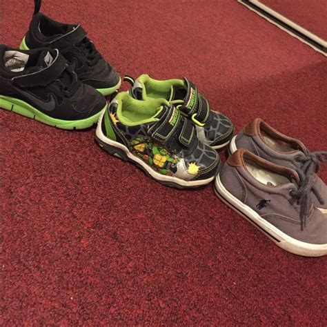 7 Pairs Of Shoes by 85 Nike Other 3 Pairs Of Size 7 Shoes From