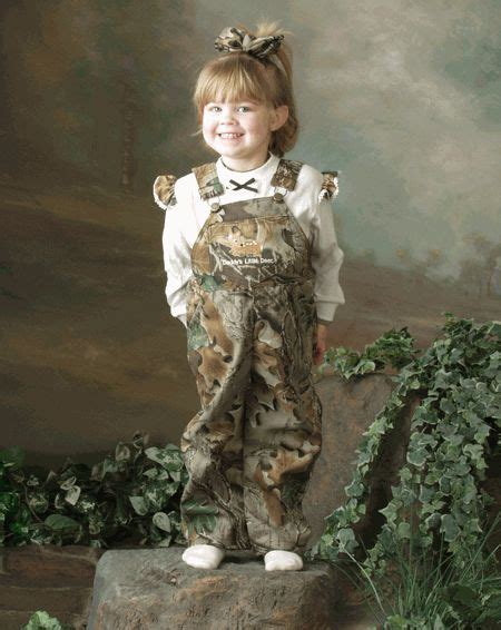 Camouflage long and more deer kid overalls long overalls camouflage