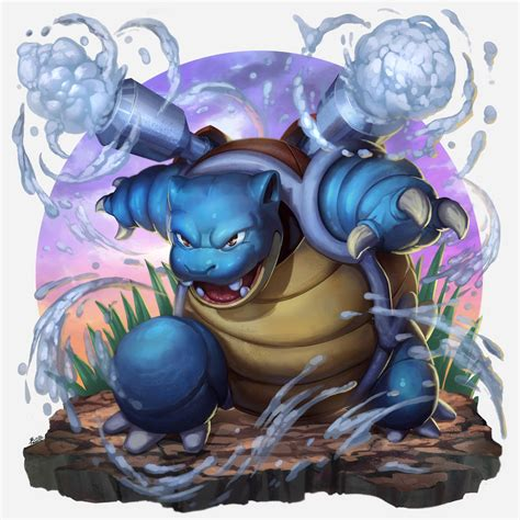 blastoise for super smash bros 3ds wii u dlc smashboards