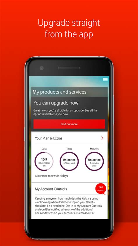 vodafone mobile broadband app my vodafone android apps on play