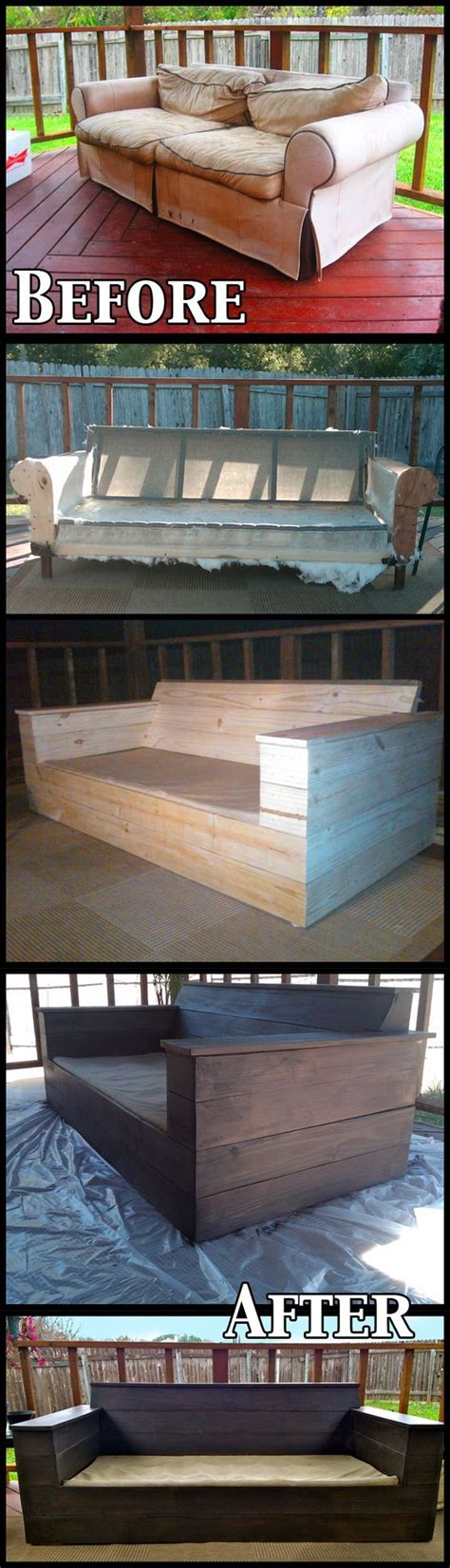 couch fencing couch reuse recycle and fence on pinterest