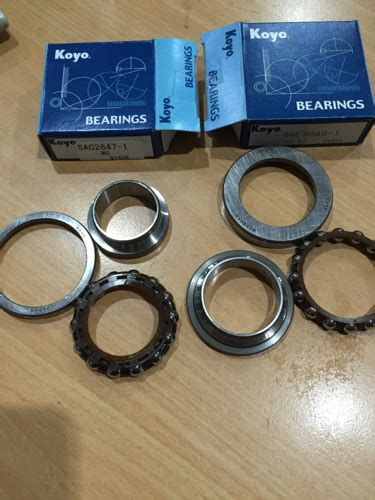 Bearing Kruk As Scorpio Original jual bearing stir yamaha scorpio ada bearings