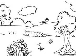 nature coloring pages free coloring pages of nature