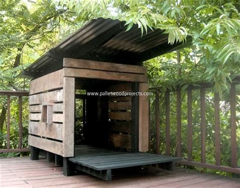 pallet house plan wooden pallet dog house plans pallet wood projects