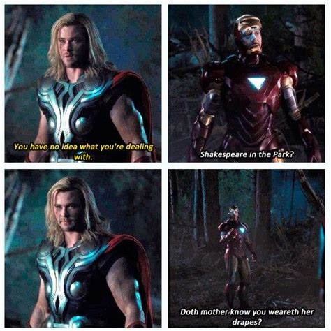 doth mother know you weareth her drapes doth mother know you weareth her drapes thor