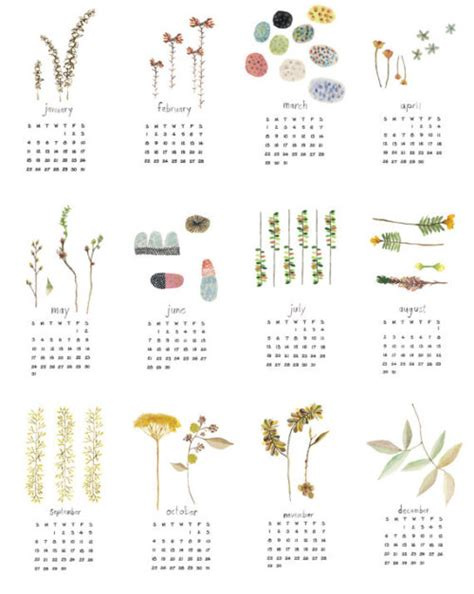 Calendario 2017 Ingles Calendario 2017 Ingles Newhairstylesformen2014