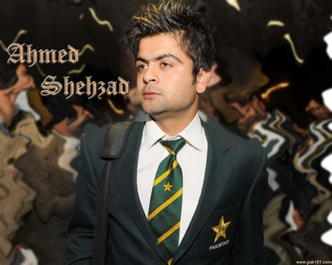 cricket players biography wallappers ahmad shahzad