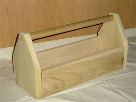 How To Make A Tool Box Out Of Paper - small wooden tool box plans free
