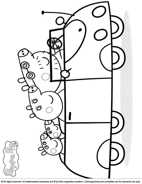 peppa pig coloring pages baby peppa pig coloring picture coloring page pinterest