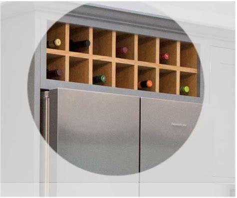 Fridge Wine Rack Shelf by 920 Wide X 300mm High Above Fridge Wine Rack