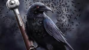 corbeau sur l 233 p 233 e hd papier peint de bureau 233 cran large