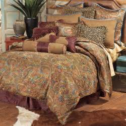 western bedding king size san angelo comforter set lone