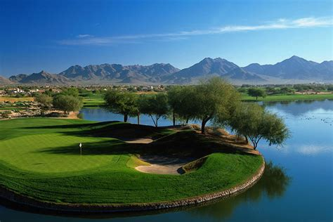 How Many Square Feet Is A 1 Car Garage by Tournament Players Club Tpc Arizona Golf Communities