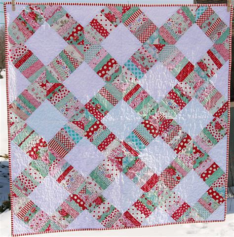 Bridal Quilt by Liberated Wedding Ring Quilt Giveaway Coriander Quilts