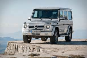 Mercedes G Wagon Suv 2013 Mercedes G Class Uncrate