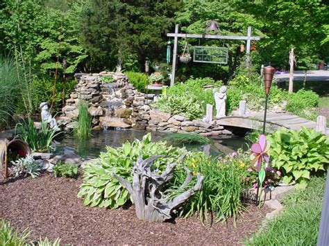 backyard water feature backyard water feature window ac stove basement house remodeling